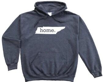 Homeland Tees Tennessee Home Pullover Hoodie Sweatshirt