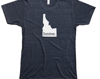 Homeland Tees Men's Idaho Home T-Shirt