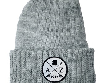 Homeland Tees Arizona Arrow Patch Cuff Beanie