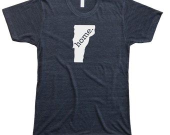Homeland Tees Men's Vermont Home T-Shirt
