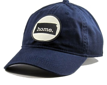 Homeland Tees Kansas Home Hat - Cotton Twill