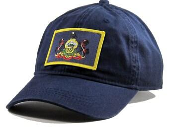 Homeland Tees Pennsylvania Flag Hat