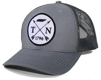 Homeland Tees Tennessee Arrow Patch Trucker Hat