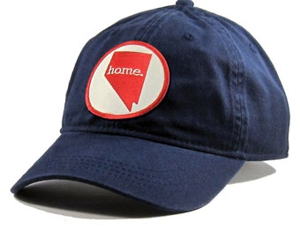 Homeland Tees Nevada Home Hat - Cotton Twill