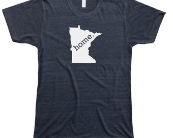 Homeland Tees Men's Minnesota Home T-shirt