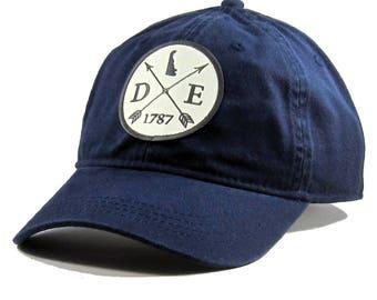 Homeland Tees Delaware Arrow Hat - Twill