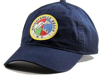 Homeland Tees Wrightsville Beach Hat - Cotton Twill