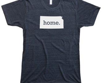 Homeland Tees Men's Kansas Home T-Shirt