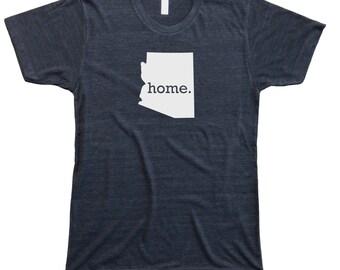 Homeland Tees Men's Arizona Home T-Shirt