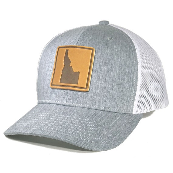 Homeland Tees Mens Wisconsin Arrow Patch Cotton Twill Hat