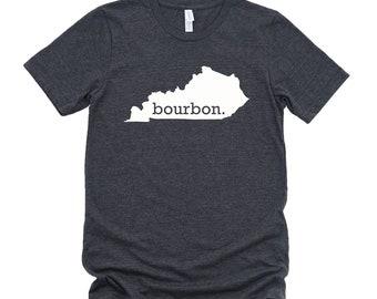Homeland Tees Original Kentucky Bourbon T-shirt - Unisex