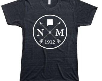 Homeland Tees Men's New Mexico Arrow T-Shirt