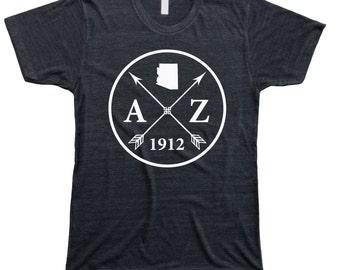 Homeland Tees Men's Arizona Arrow T-Shirt