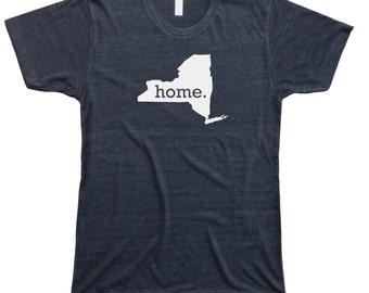 Homeland Tees Men's New York Home T-shirt