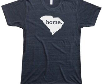 Homeland Tees Men's South Carolina Home T-shirt