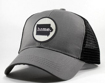 Homeland Tees Iowa Home State Trucker Hat