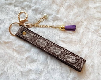 d0cc03bd2dd Inspired Gucci key chain   key fob   bag charm