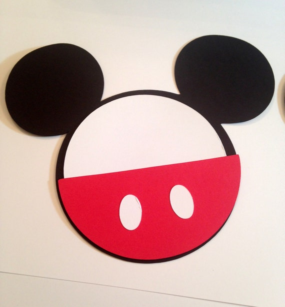 25 DIY Mickey Mouse Invitations Party