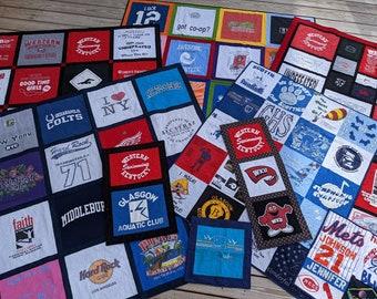 Chelsea- T-shirt quilt deposit