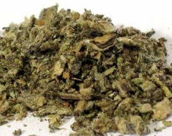 1lb Bulk Mullein Cut Dried, Wholesale Mullein Herb Cut, Loose 1 Pound Dried Mullein Cut Herb, Wholesale Dried Mullein Leaf Herb Bulk