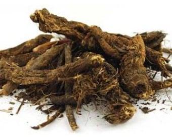 2oz Bulk Whole Osha Root Dried, Osha Root Herb, Bulk Wholesale (Ligusticum porteri) whole Root, 2 Ounce Dried Curios Herbs Roots Tea