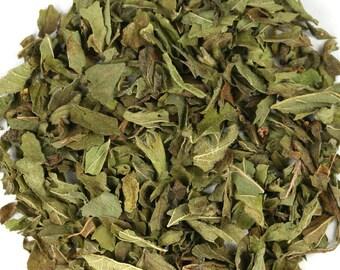 1lb Bulk Peppermint Cut Dried, Wholesale Peppermint Herb Cut, Loose 1 Pound Dried Peppermint Herb, Wholesale Dried Peppermint Leaf Herb Bulk