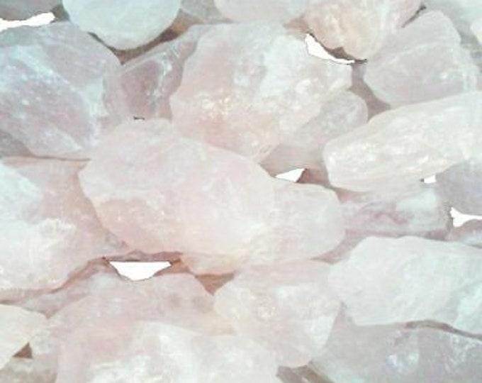 Bulk 1lb MEDIUM Rough Raw Pink Calcite Gemstones, Wholesale Calcite Untumbled Stones, Pink Rough Gemstones, Bulk Crystals, Bulk Gemstones