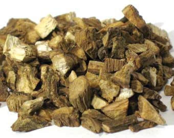 1lb Bulk Burdock Root Cut 2oz Cut Dried, Wholesale Burdock Cut Herb, Loose 1 Pound Dried Root, Dried  Burdock Herb Root