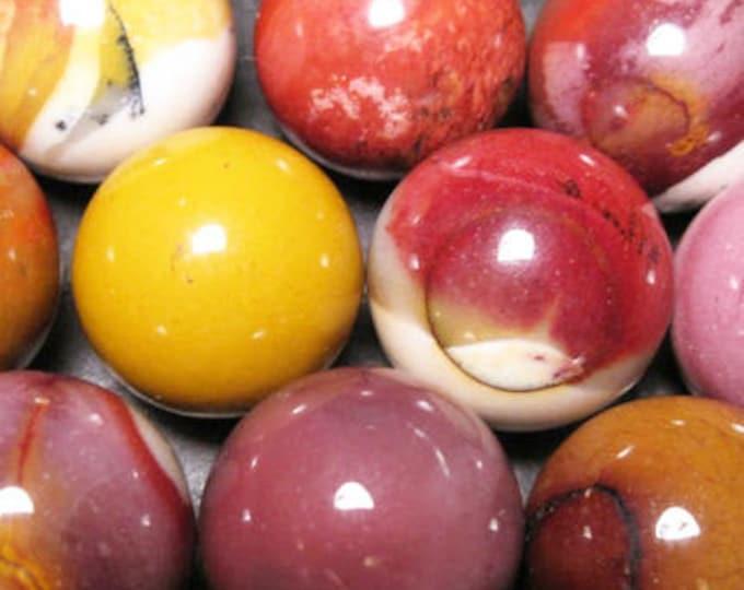 40mm Mookaite Jasper Sphere, Mookaite Crystal Ball, Healing Crystal Gem Sphere, Large Crystal Ball, Mookaite Gemstone Sphere, Polished Ball