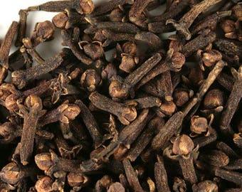 1lb Bulk Clove Cut Dried, Wholesale Whole Clove Cut Herb, Loose 16 Ounces Dried Herbs, Dried Cloves Whole (Syzygium aromaticum)