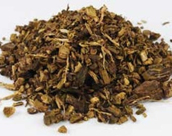 1lb Bulk Yellowdock Root Cut 16oz Cut Dried, Wholesale Yellowdock Root Cut Herb, Loose 16 Ounce Dried Root, Dried Bulk Wholesale 1 Pound