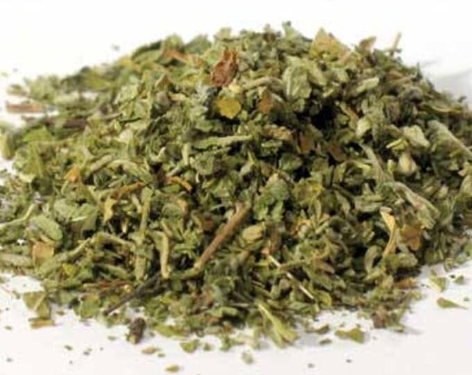 1lb Bulk Damiana Leaf Cut Dried, Wholesale Damiana Herb, Loose 1 Pound Dried Herbs, Wholesale Dried Cut Leaf Herb Bulk