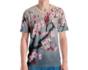 30916b12b Floral hippie shirt