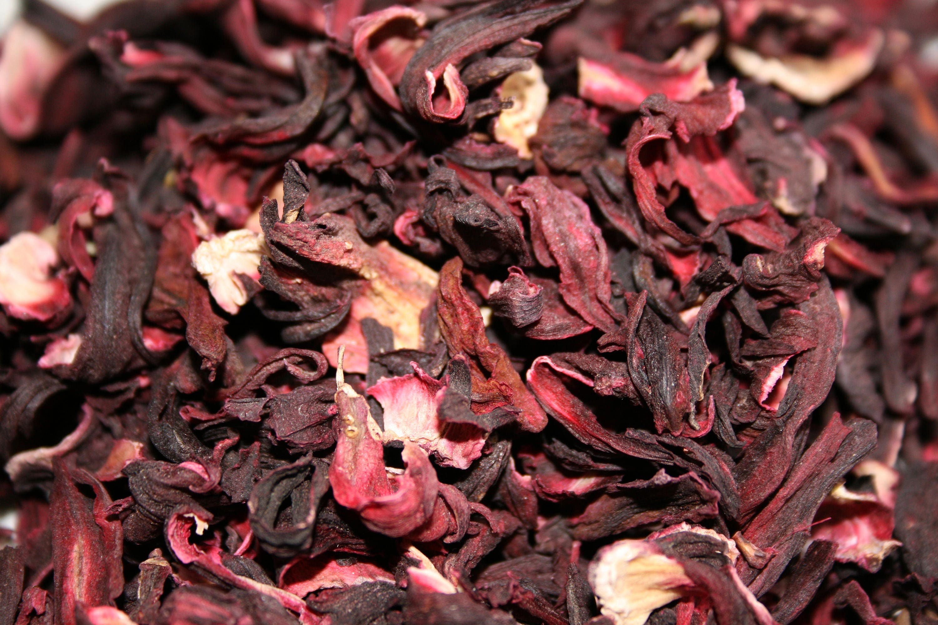 2oz Hibiscus Flower Dried Cut Hibiscus Dried 2 Ounces Cut Etsy