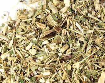 1lb Bulk Echinacea Cut Dried, Wholesale Echinacea Leaf Cut Herb, Loose 16 Ounces Dried Herbs, Dried  Echinacea Herb, (Echinacea Purpurea)