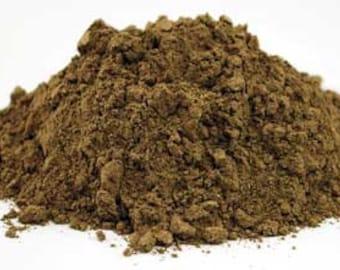 1lb Bulk Black Cohosh Root powder (Cimicifuga racemosa), Wholesale 16 Ounces Black Cohosh Root, Cohosh Powder Bulk, 1 Pound Cohosh Root