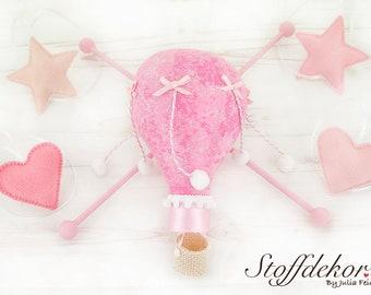 Heissluftballon Mobile Etsy