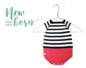 Size New Born- Sailor Bab...