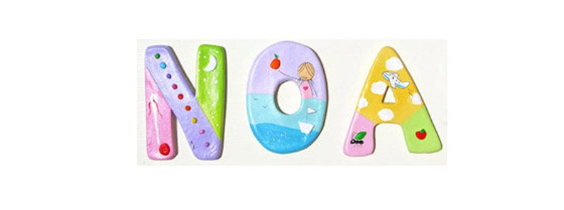 Whale Pod Custom Wooden Name Sign To Complete Any Nursery Or Children/'s Bedroom