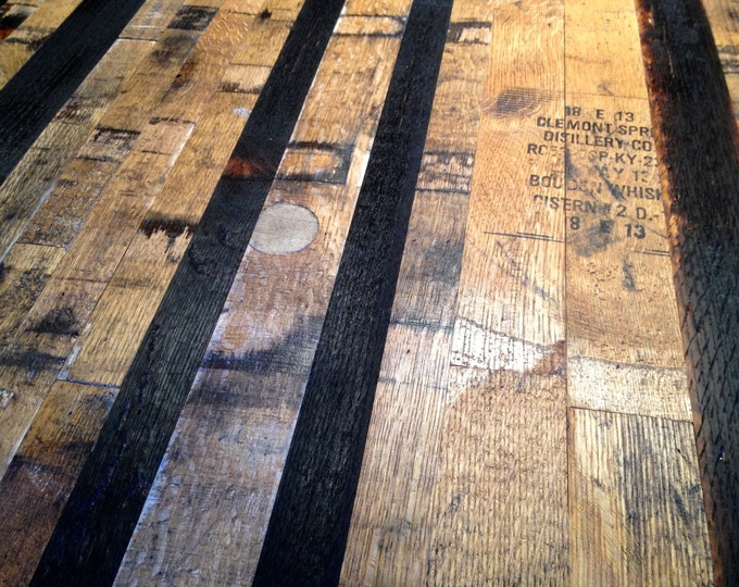 Whiskey Barrel Flooring/Veneer Project Pack