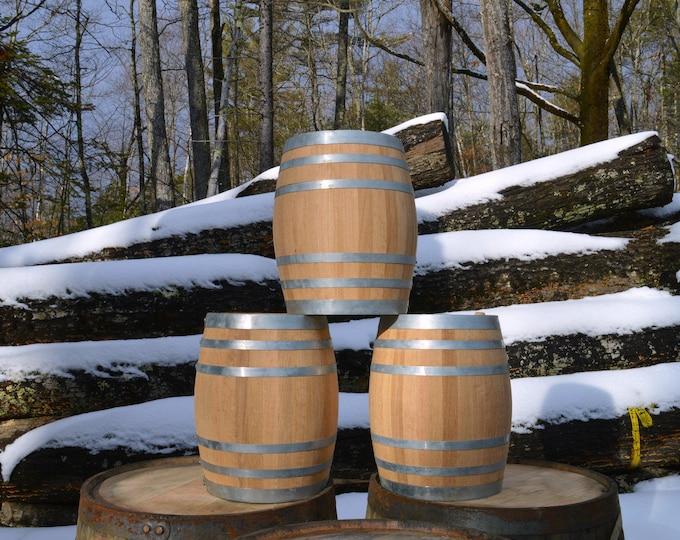 New American Oak Aging 5 Gallon (20 Liter) Barrel