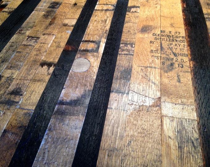 Whiskey Barrel Flooring/Veneer Project Pack