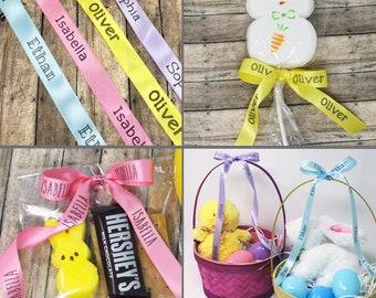 Personalized Satin Ribbon, Custom ribbons Professionally Printed Favor Ribbon, Wedding Ribbon, Gift Ribbon, Party Ribbon, Ribbon by the yard