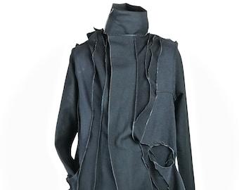 Cappotto Opera nero  Capo unico esclusivo -  Coat Opera black Unic Piece Exclusive