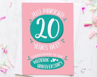 20 jahr verheiratet