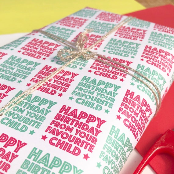 Rude gift wrap from your favourite child funny wrapping paper rude gift wrap from your favourite child funny wrapping paper funny gift wrap rude wrapping paper favourite child gift wrap funny wrap from negle Gallery