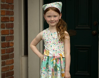 Evie Sun Dress PDF Pattern