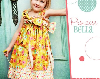 Princess Bella Dress pattern