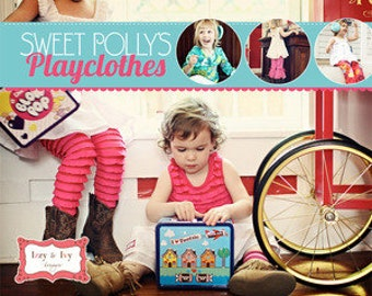 Sweet Polly's Play Clothes pattern