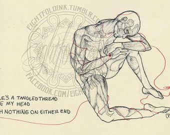 Anatomical Giclée Print